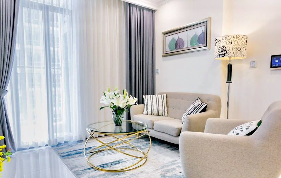 Cho thuê mướn căn hộ Vinhomes Central Park Landmark 81 Tân Cảng theo ngày