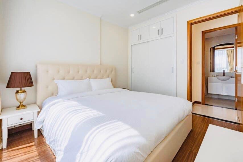 Cho thuê căn hộ Vinhomes ngắn hạn