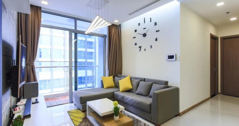 Cho thuê căn hộ Vinhomes Central Park 2 Phòng ngủ Tòa Landmark 5-3x.03