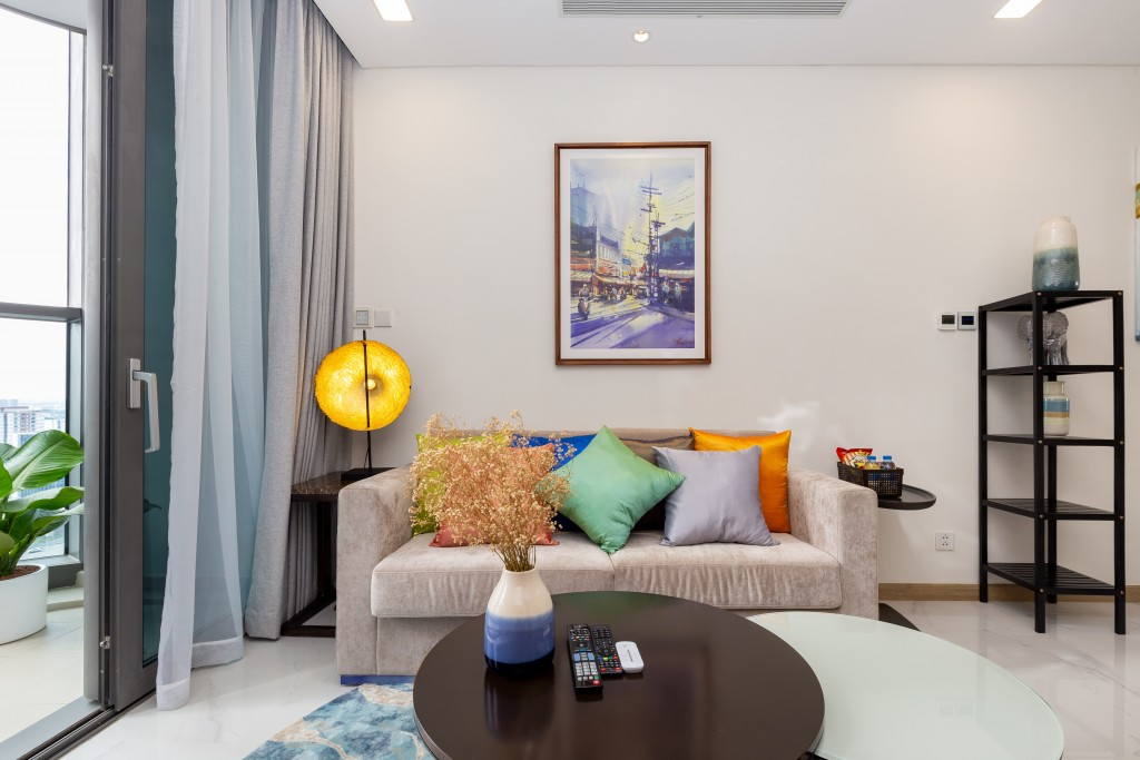 Landmark 81 apartment for rent