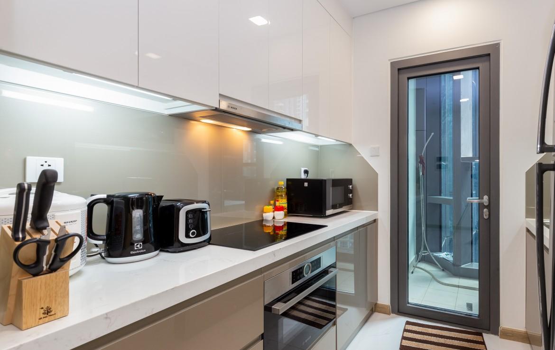 Cho thuê căn hộ dịch vụ Vinhomes Central Park
