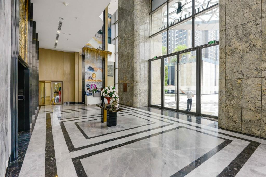 Cho thuê căn hộ dịch vụ Vinhomes Landmark 81 theo ngày