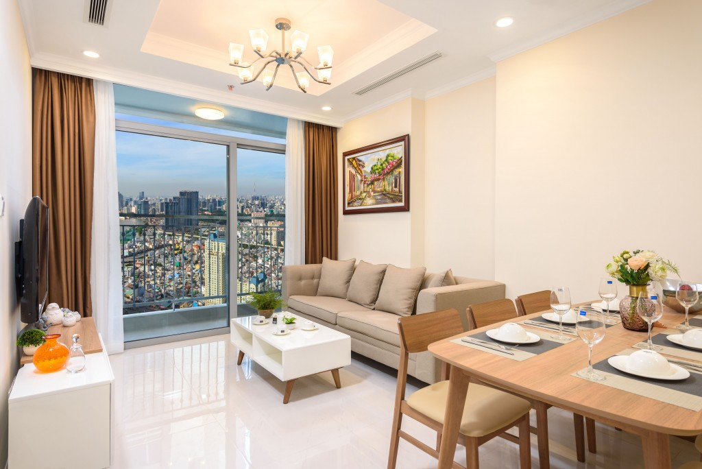 Vinhomes Central Park apartment for rent